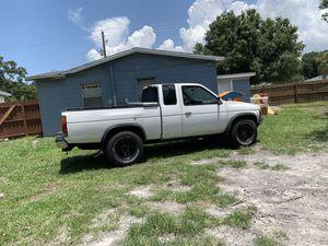1997 Nissan pickup hardbody 4x4 for Sale in Tampa, FL