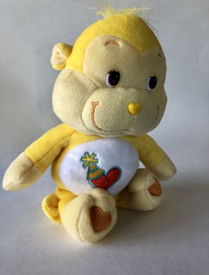 Carebear Heart Monkey Stuffed animal for Sale in Fresno, CA