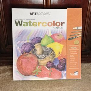Watercolor Painting Set for Sale in Auburn, WA