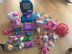 Girls toys for Sale in New Port Richey, FL
