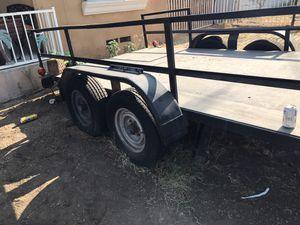 Utility trailer heavy duty 7'x15' for Sale in Riverside, CA