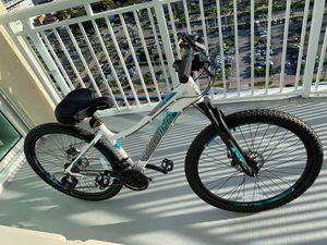 Schwinn adult bike - 21 speed - al comp 27.5 for Sale in HALNDLE BCH, FL