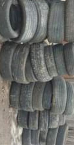 Free Tires. Need Them Gone Asap for Sale in Aurora,  CO