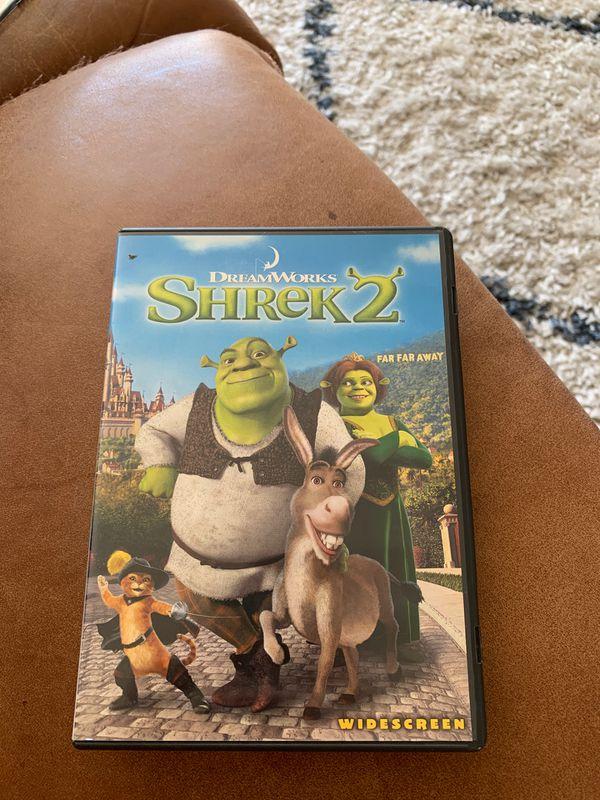 DVD: Shrek 2