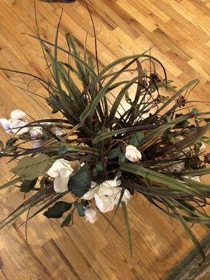 Custom floral artificial flowers bouquet for Sale in Bellevue, WA