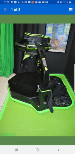 Virtuix omni for Sale in Port St. Lucie, FL