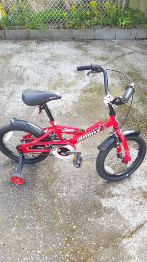 "Infinity Hombre Kids Bike with 16"" Wheels for Sale in Seattle, WA"