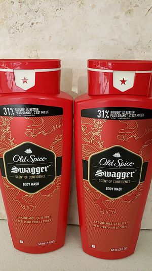Old spice swagger body wash for Sale in Hurst, TX