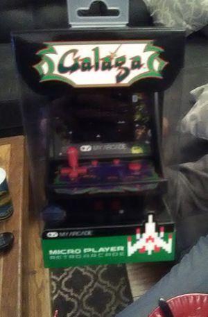 GALAGA RETRO ARCADE MICRO PLAYER for Sale in Las Vegas, NV