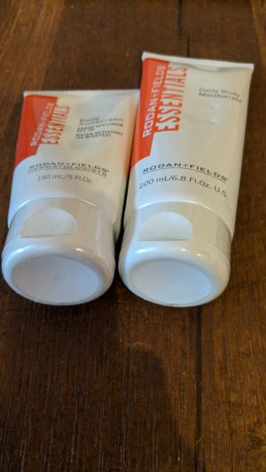 Rodan and Fields Body Moisturizer and Sunscreen for Sale in Wilsonville, OR