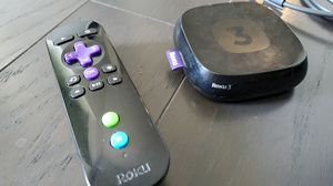 Roku 3 with remote for Sale in Round Rock, TX