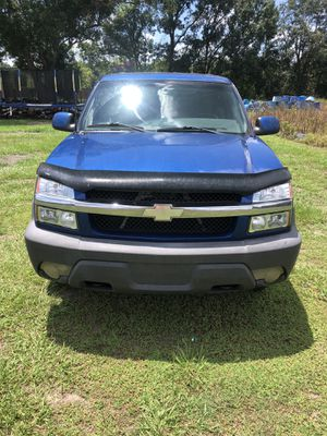 2003 Chevy Avalanche 1500 for Sale in Plant City, FL