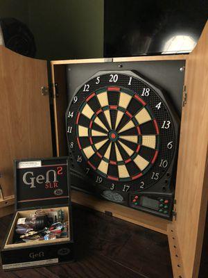 Dartboard w/ accessories for Sale in Los Angeles, CA