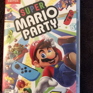 Mario Party Switch for Sale in Boring, OR