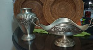 Silver Home Decor for Sale in Yonkers, NY