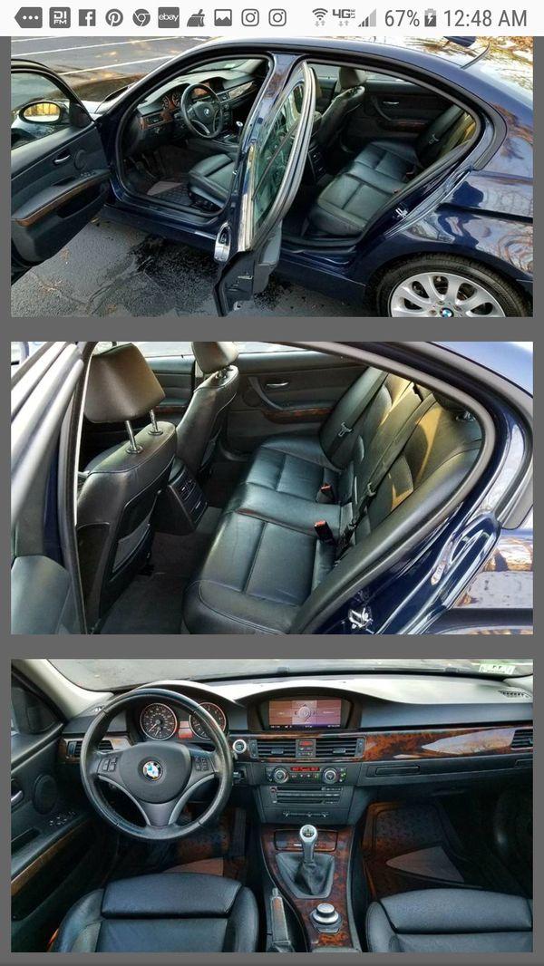 2007 BMW 328xi sport AWD 6-speed manual