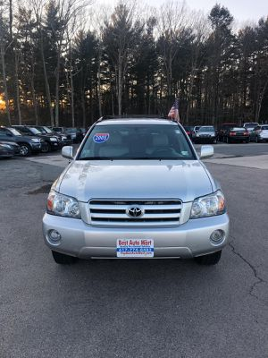 2005 Toyota Highlander for Sale in Weymouth, MA