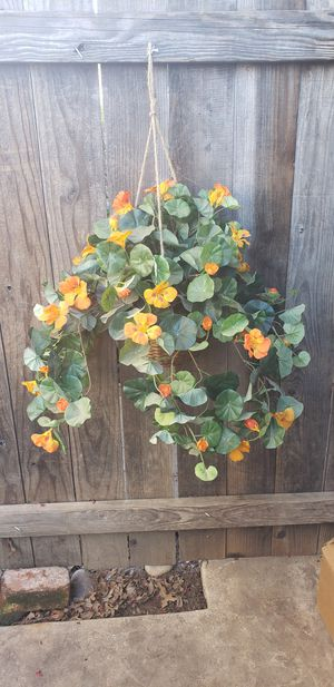 Artificial (fake) hanging plant for Sale in Modesto, CA