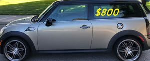 🎁💲8OO For sale URGENTLY 2OO9 Mini cooper . The car has been maintained regularly 🎁v for Sale in Anaheim, CA