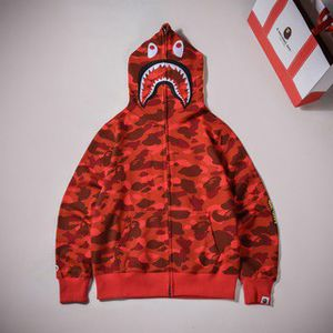 Red All Camo Bape Hoodie for Sale in Denver, CO