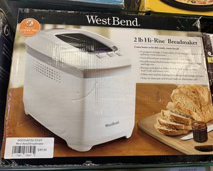 WestBend Bread Maker for Sale in Decatur,  GA