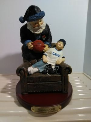 Cleveland Cavaliers Collectible Statue for Sale in Grove City, OH