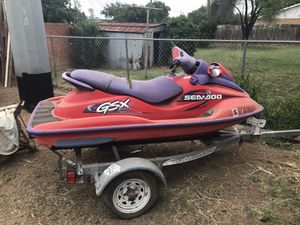 Seadoo GSX 951cc for Sale in Laredo, TX