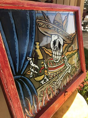 Wall Art in Vintage Frame for Sale in Clovis, CA