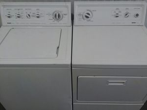 Incredible Kenmore top-of-the-line high-end washer and dryer with warranty delivery available for Sale in Virginia Beach, VA