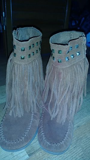 Minnetonka boots size 7 for Sale in Belton, TX