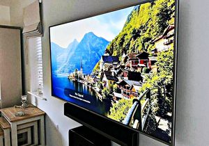 LG 60UF770V Smart TV for Sale in Falmouth, ME