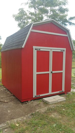 8×10 Gabriel Style Shed for Sale in Twinsburg, OH