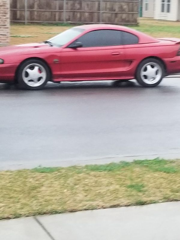 95 ford mustang gt 5.0 v8