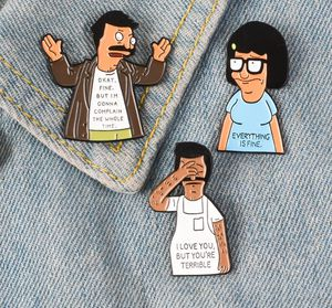 Enamel pins bobs burgers for Sale in Sunrise, FL