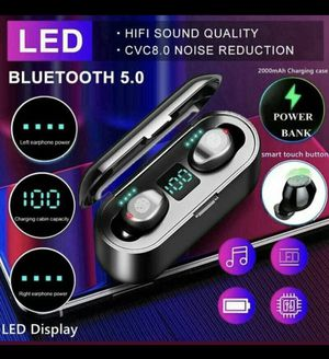 Bluetooth Earbuds Headphones Earphones for Sale in Las Vegas, NV