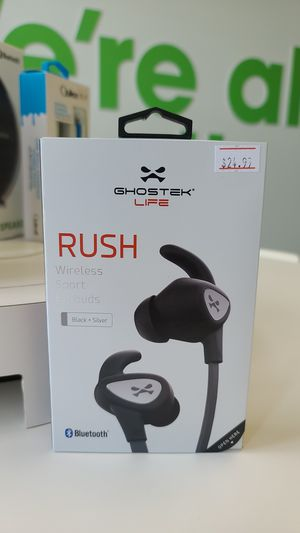 Ghostek life rush wireless buds for Sale in Weston, WI