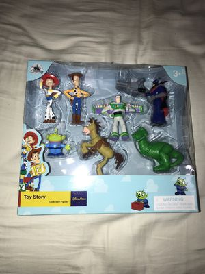VINTAGE DISNEY TOY STORY FIGURES for Sale in Long Beach, CA