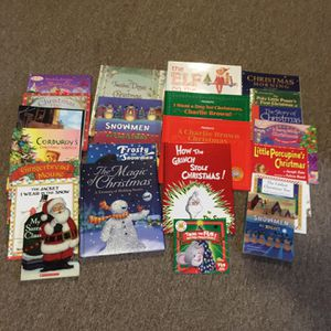 Kids Christmas Books for Sale in Jackson Township, NJ