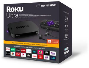 2 brand new roku ultras in box for Sale in Warrior, AL