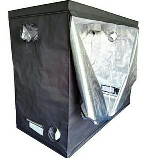 NEW IN BOX 4x8 Grow Tent w/ Metal Frame + LEC CMH HPS FANS CARBON FILTERS LEDs HYDRO for Sale in Scottsdale, AZ