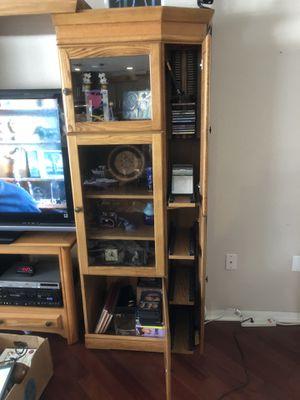 TV entrainment center for Sale in Poinciana, FL