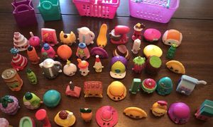 Lot of 50 shopkins for Sale in Millville, NJ