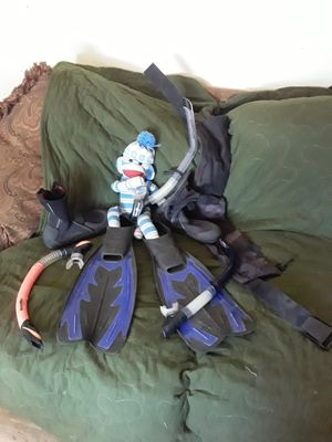 Scuba and Diving Gear, assorted for Sale in Amarillo, TX