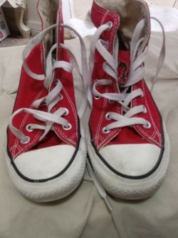 Red Converse Unisex Shoes for Sale in Las Vegas,  NV