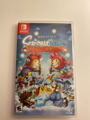 Nintendo Switch Game (SribbleNauts Showdown) for Sale in Henderson, NV