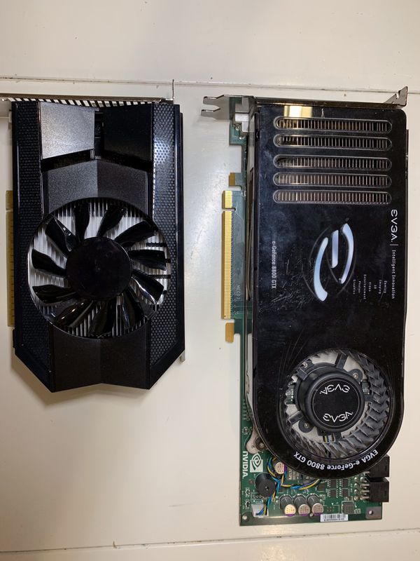 lot of video graphic cards