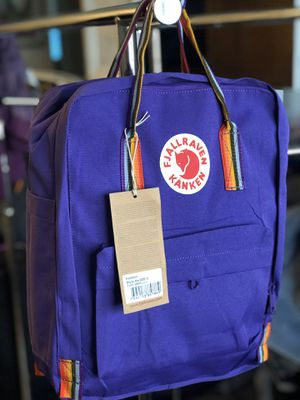 Fjallraven kanken Backpack violet rainbow for Sale in Miami Beach, FL