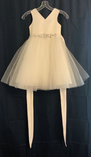 Girls 4T flower girl dress for Sale in Riverview, FL
