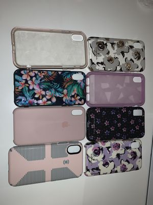 iPhone X phone cases for Sale in Denton, TX
