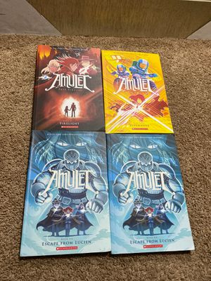 Amulet books for Sale in Harrisburg, PA